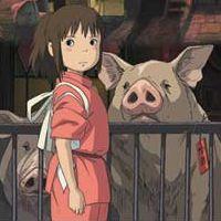 Chihiro et ses parents