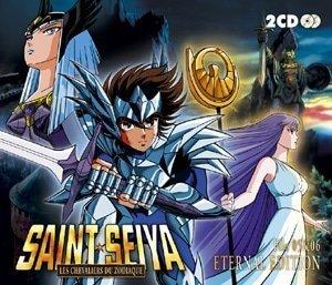 Saint Seiya : Eternal Edition files 5 & 6 et 7 & 8. Les musiques de Saint Seiya enfin en édition française ! (3) (5&6 Asgard film et série, Abel 7&8 Poséidon, Lucifer).