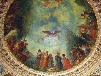 La Divine Comédie de Dante. Œuvre dantesque… a inspiré de nombreux artistes jusqu'à Masami Kurumada !