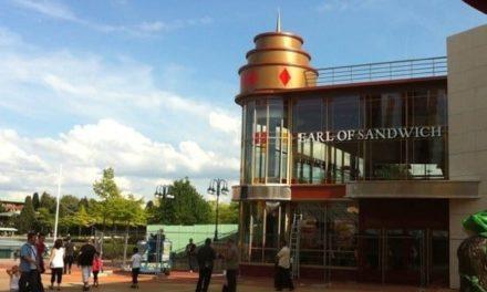 Avant-première du nouveau restaurant du Disney Village, le Earl of Sandwich.