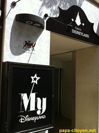 """Visite de l'exposition photo """"My Disneyland"""" : les stars se mobilisent au profit de l'opération Pièces Jaunes"""