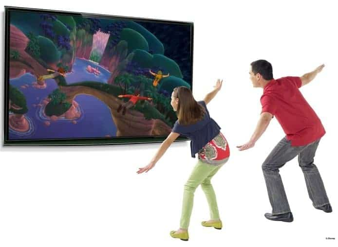 Kinect Disney Land : Explorer le Magic Kingdom de chez vous. Papa geek, fan de Disney, va-t-il enfin se laisser séduire par la XBOX 360 ? 3