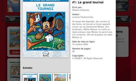 4 nouvelles applications Disney sur iPhone et iPad : Disney Comics, Cars 2, Tinkerbell the Great Fairy Rescue et Walt Disney World Pro !
