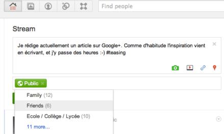 Google+ : Pourquoi j'ai été agréablement surpris par ce nouveau réseau social.
