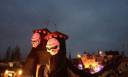 """Halloween 2011 au Parc Astérix : Bilan de la journée """"Peur sur le Parc"""""""
