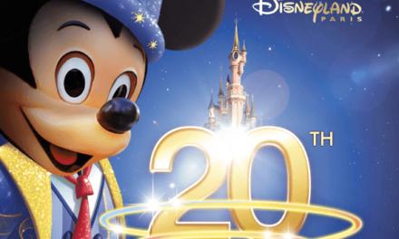 Le 20ème anniversaire de Disneyland Paris se dévoile peu à peu… (Dreams, Mickey, Parades)