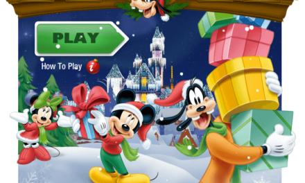 Disneyland Holidays propose un nouveau jeu social sur Facebook : Goofy's Gifts Exchange.