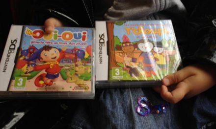 Oui-Oui et T'choupi arrivent sur Nintendo DS. Test et Concours (5 jeux DS à gagner).