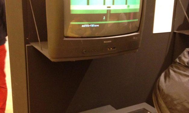 Exposition Game Story. Une histoire du jeu vidéo. Nostalgie et rétro gaming.