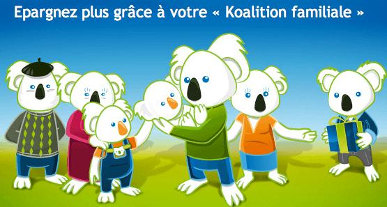 Capital Koala, épargner pour ses enfants grâce à ses achats sur les sites partenaires, en utilisant le principe de l'affiliation.
