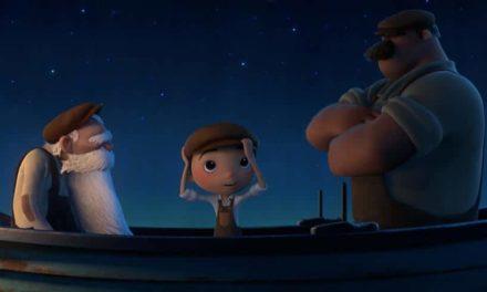 Nominé aux Oscars dans la catégorie court-métrages (Animation), découvrez un extrait du court-métrage LA LUNA projeté avant REBELLE dans les salles !