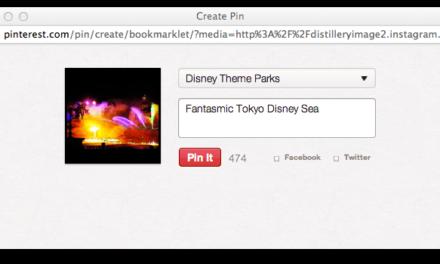 Veille, partage et curation photographique via Pinterest (Papa Citoyen, Rêves Connectés, Parcs à thèmes, Disney Parks, Disneyland Paris …)