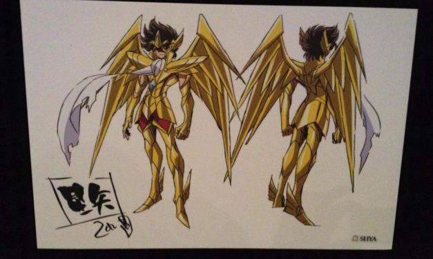Retour sur l'avant-première mondiale de Saint Seiya Ω (Omega) proposée le 30 Mars 2012 par la TOEI Animation
