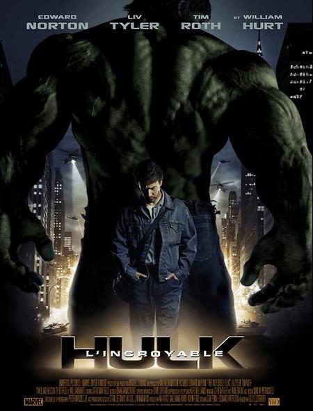 Marathon Marvel - Affiche Hulk