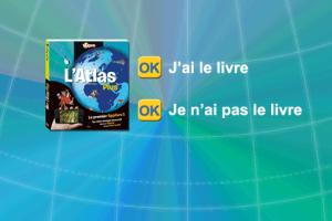 Atlas Plus - Livre ou pas