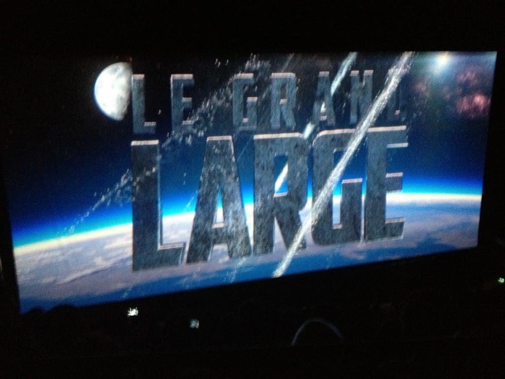Marathon Marvel - Ecran Large
