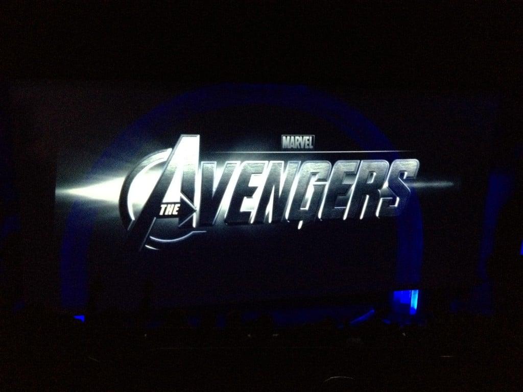 Marathon Marvel - Avant première The Avengers