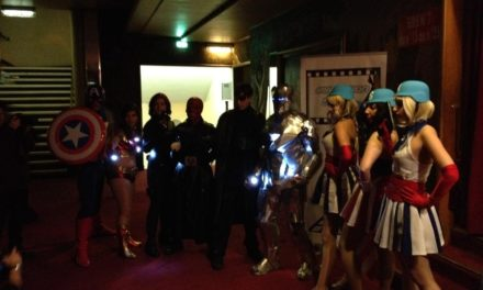 """Marathon Marvel et Avant Première """"(The) Avengers"""" le 21 Avril 2012 au Grand Rex à Paris. Retour sur cette journée spéciale."""