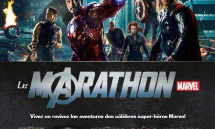 Le 21 Avril 2012, participez au Marathon Marvel au Grand Rex à Paris.