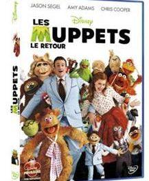 """Avant Première du film Les Muppets Le Retour avant de le retrouver en BLU-RAY et DVD LE 2 MAI 2012. """"Am I a man or am I a Muppet ?"""""""