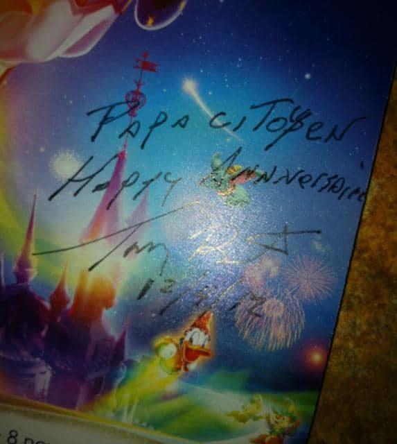 Disneyland Paris – 12 avril 2012: 20 ans déjà et une journée riche en événements
