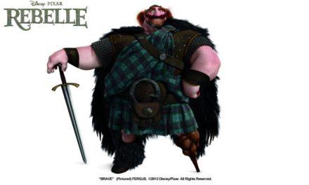 """Brave / Rebelle """"Families Legend"""" Trailer et nouveaux visuels de la Reine Elinor et du roi Fergus."""
