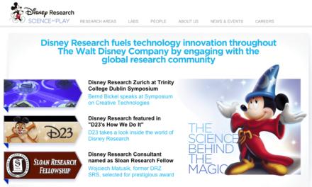 Avec « Touché » Disney Research pourrait révolutionner les interfaces tactiles et les interactions humains/machines.