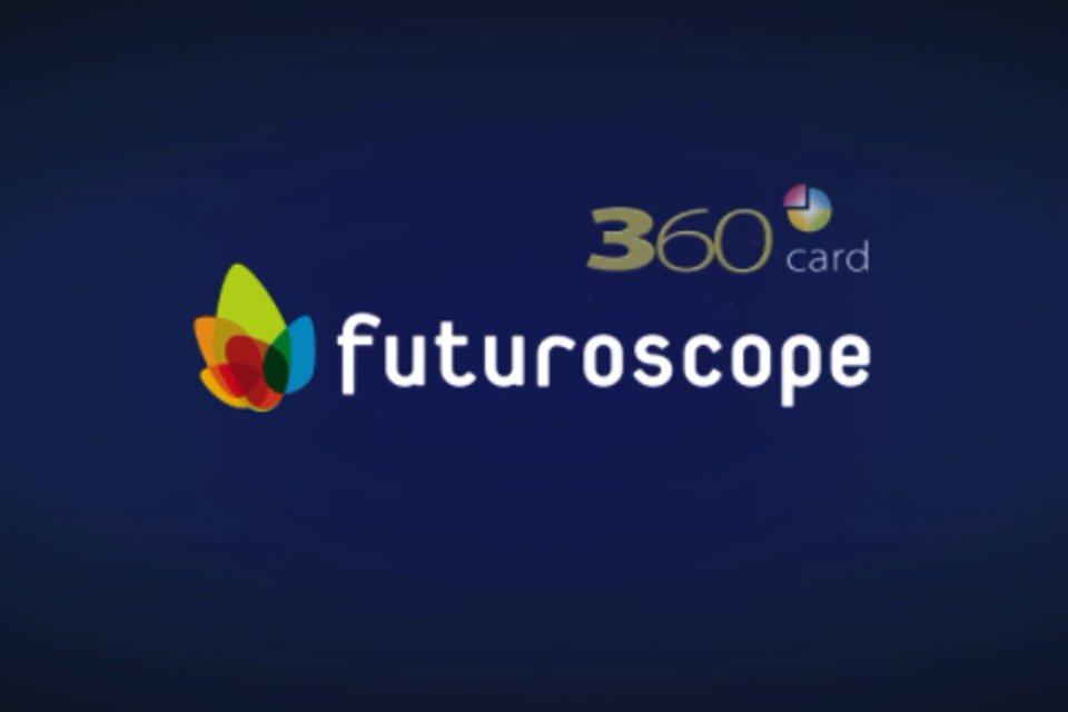 Application iPhone Futuroscope 360 - Accueil