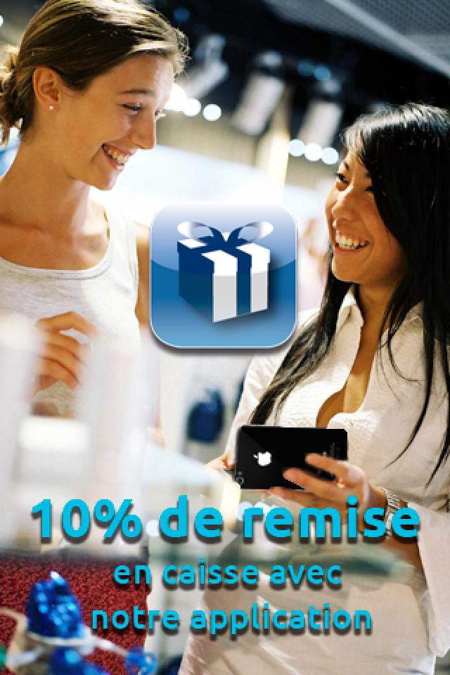 Application iPhone Futuroscope 360 - 10% de remises