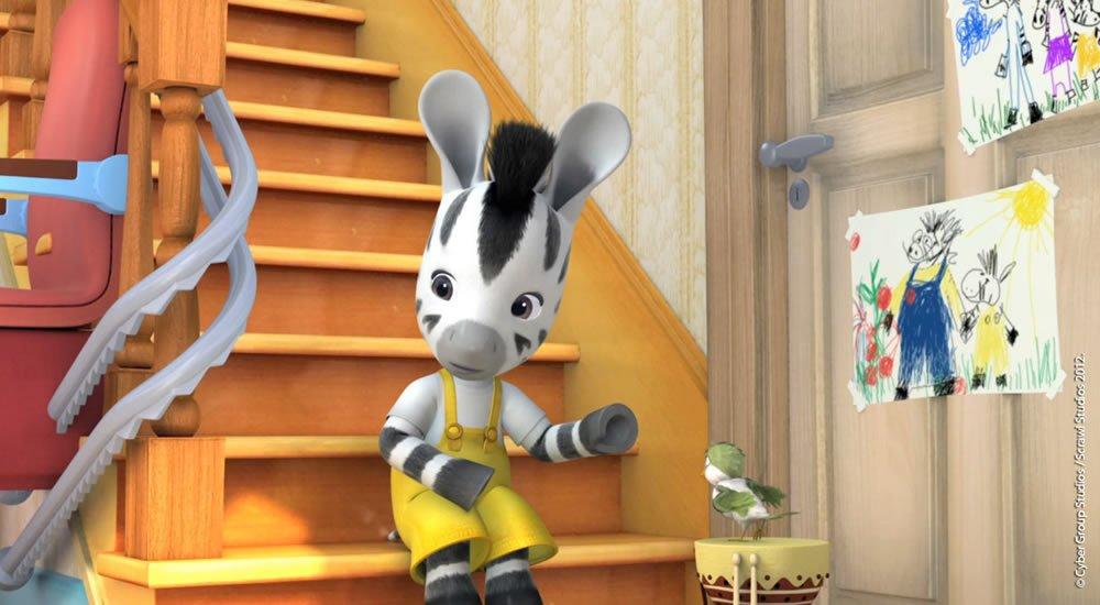 Zou Zebra Disney Junior