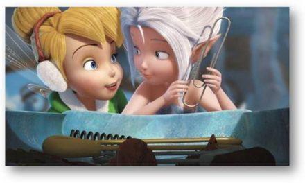 Clochette et le secret des Fées au cinéma le 10 octobre 2012 en 2D et Disney Digital 3D !