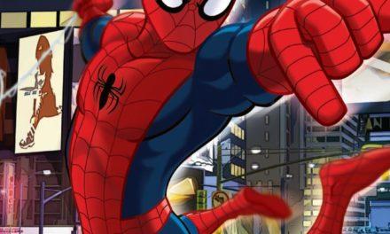 Ultimate Spiderman, nouvelle série Disney – Marvel, débarque sur DisneyXD.