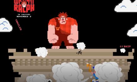 Jouez à Fix-It Felix Jr et évitez les pierres de Wreck-It Ralph sur le site de Disney !