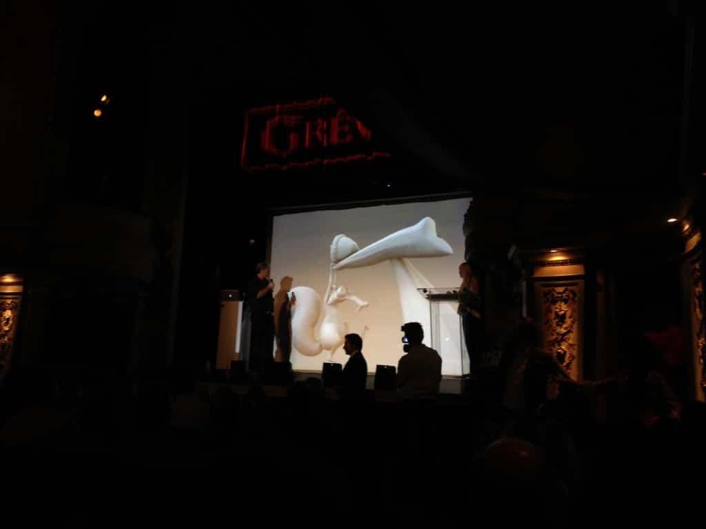 Mike Defeo, sculpteur et concepteur des images en 3D