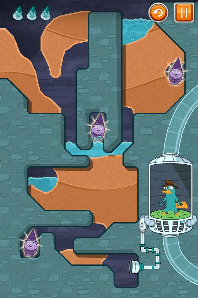 Where?s My Perry ? (Mais où est Perry ?) l?application mobile est