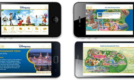 L'application Disneyland Paris pour smartphones franchit la barre du million de téléchargements. L'occasion de faire un point avec ses concepteurs sur son avenir.