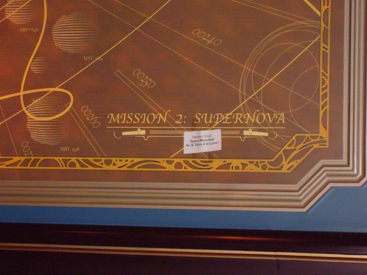 SuperNova - Space Mountain Mission 2