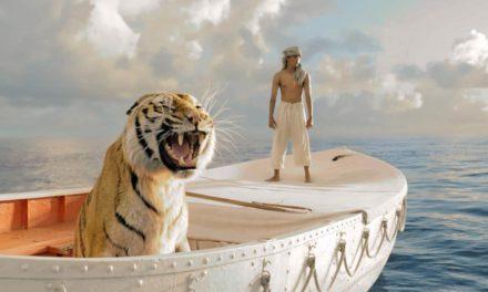 Découvrez le premier teaser du film L'Odyssée de Pi (Life of Pi), par le réalisateur Ang Lee. Sortie prévue le 19 décembre 2012.