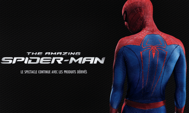 The Amazing Spider-Man : les produits dérivés.