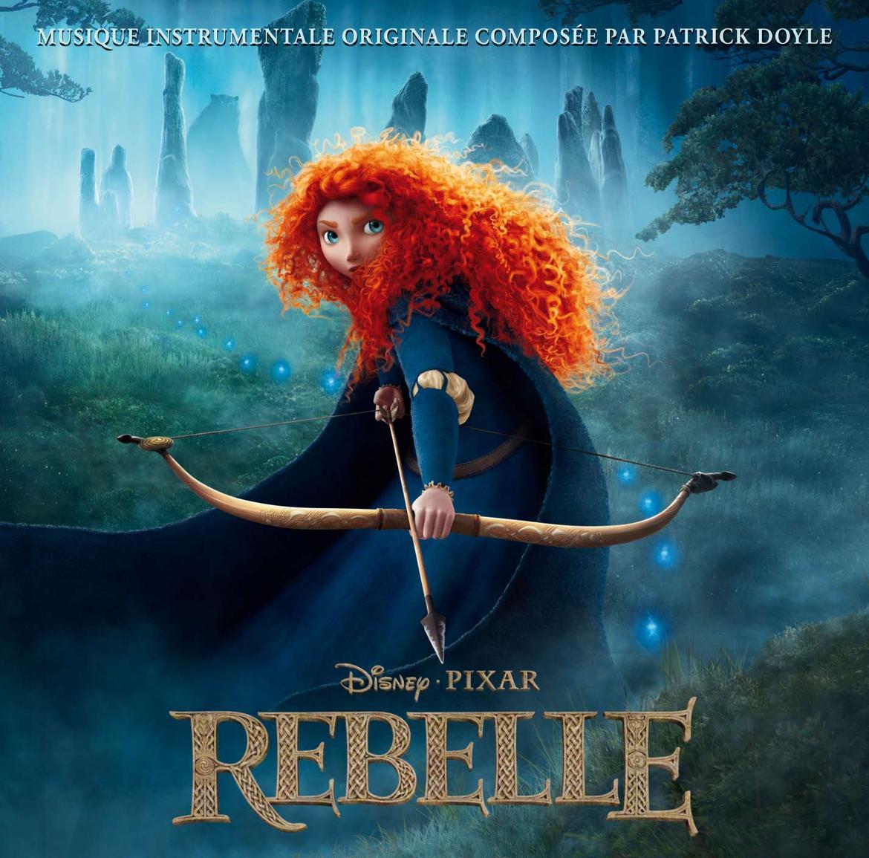 Rebelle - La bande originale du film est disponible aujourdhui en.