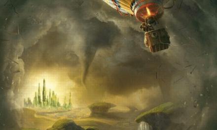 Disney et Sam Raimi dévoilent l'affiche du film «Oz The Great and Powerful» préquelle de l'histoire originale.