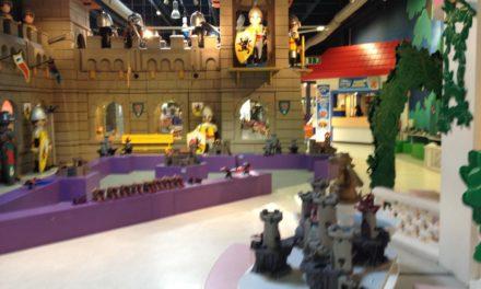 Nous avons testé le Playmobil FunPark de Fresnes près de Paris. Un centre de divertissement dédié aux célèbres figurines et leurs accessoires.