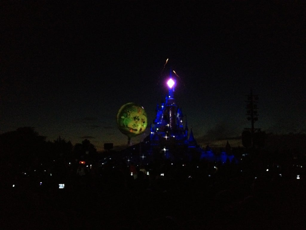 Et maintenant Disney Dreams