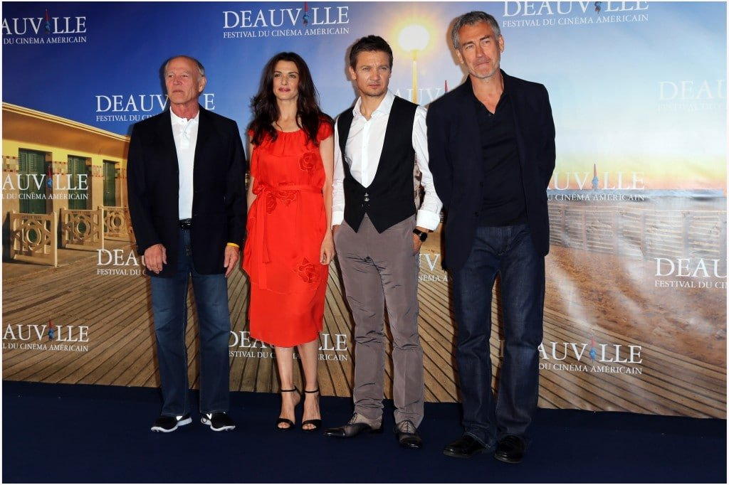 Bourne Legacy - Photocall - Deauville 2012