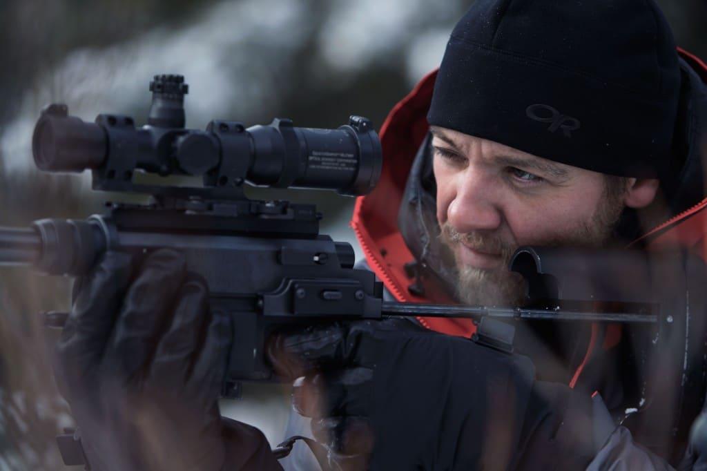 Bourne Legacy - Aaron Cross tireur d'élite