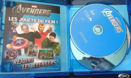 Critique du coffret DVD, Blu-Ray, et Blu-Ray 3D des Avengers. Le rassemblement des super-héros Marvel s'invite dans votre salon.