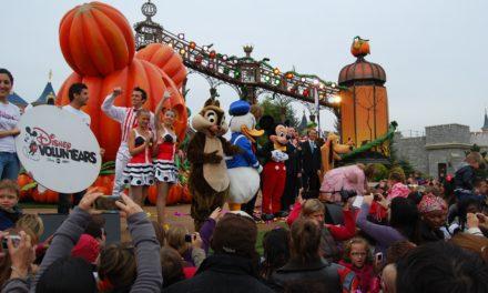 Journée «Tout le monde chante contre le cancer» à Disneyland Paris – 23 Septembre 2012