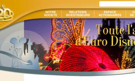 Le groupe Euro Disney améliore le profil de son endettement grâce au refinancement de sa dette, à hauteur de 1,3 milliard d'euros, par The Walt Disney Company