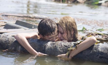 The Impossible, l'histoire d'une famille anglaise victime du terrible tsunami qui frappa l'Asie du sud-est en 2004, bientôt au cinéma.