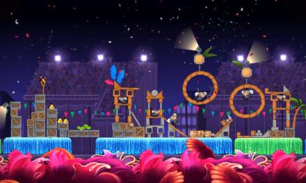 Angry Birds Trilogy de Rovio débarque sur Xbox 360 (Kinect), PlayStation3 (Move) et Nintendo 3DS avec Activision. Test de la version Xbox + Kinect.
